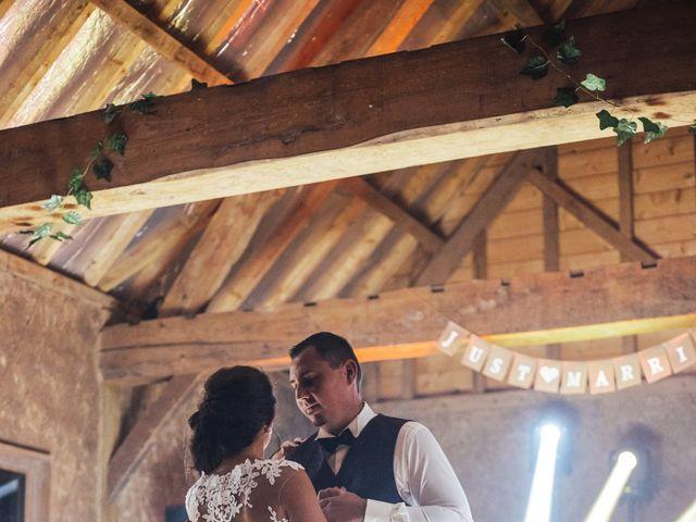 Le mariage de Tony et Aurore à Samer, Pas-de-Calais 62