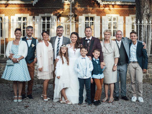 Le mariage de Tony et Aurore à Samer, Pas-de-Calais 38