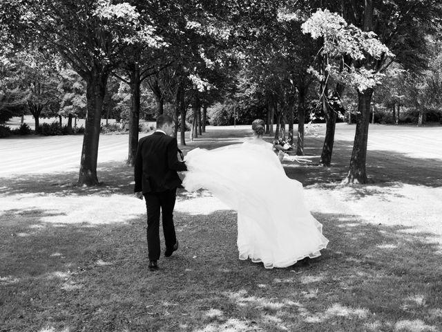 Le mariage de Mathilde et Teddy
