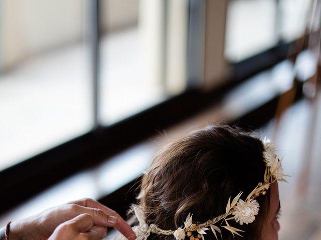 Le mariage de Arnaud et Emilie à Calenzana, Corse 12