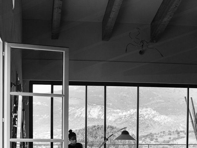 Le mariage de Arnaud et Emilie à Calenzana, Corse 17