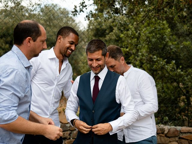 Le mariage de Arnaud et Emilie à Calenzana, Corse 23