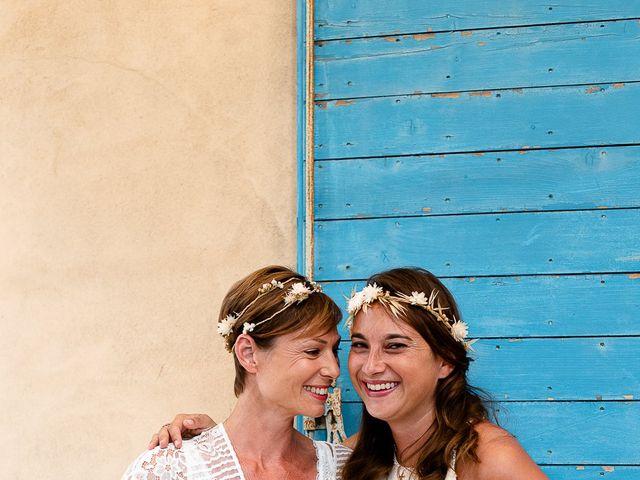 Le mariage de Arnaud et Emilie à Calenzana, Corse 32