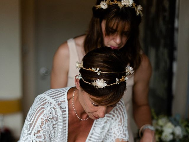 Le mariage de Arnaud et Emilie à Calenzana, Corse 35