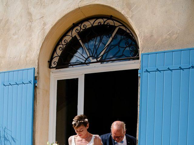 Le mariage de Arnaud et Emilie à Calenzana, Corse 44