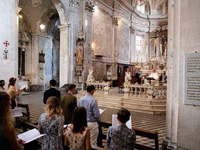 Le mariage de Arnaud et Emilie à Calenzana, Corse 45