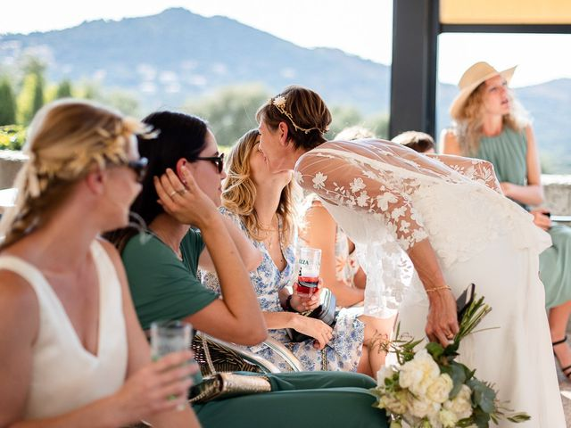 Le mariage de Arnaud et Emilie à Calenzana, Corse 57