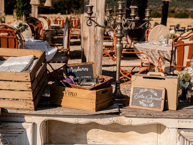 Le mariage de Arnaud et Emilie à Calenzana, Corse 62