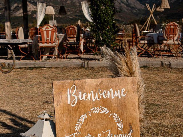 Le mariage de Arnaud et Emilie à Calenzana, Corse 67