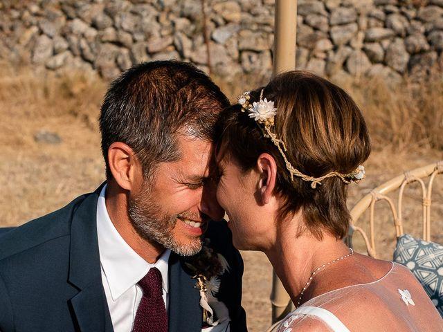 Le mariage de Arnaud et Emilie à Calenzana, Corse 71