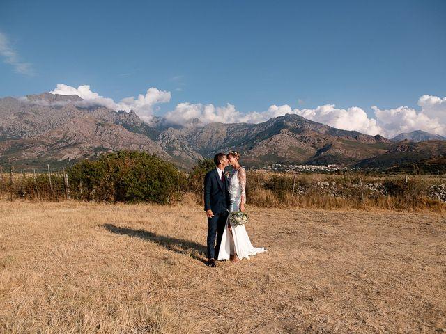 Le mariage de Arnaud et Emilie à Calenzana, Corse 72