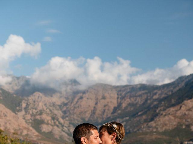 Le mariage de Arnaud et Emilie à Calenzana, Corse 74