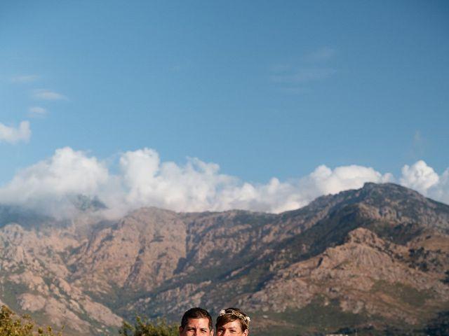 Le mariage de Arnaud et Emilie à Calenzana, Corse 75