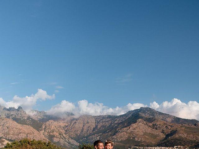 Le mariage de Arnaud et Emilie à Calenzana, Corse 76
