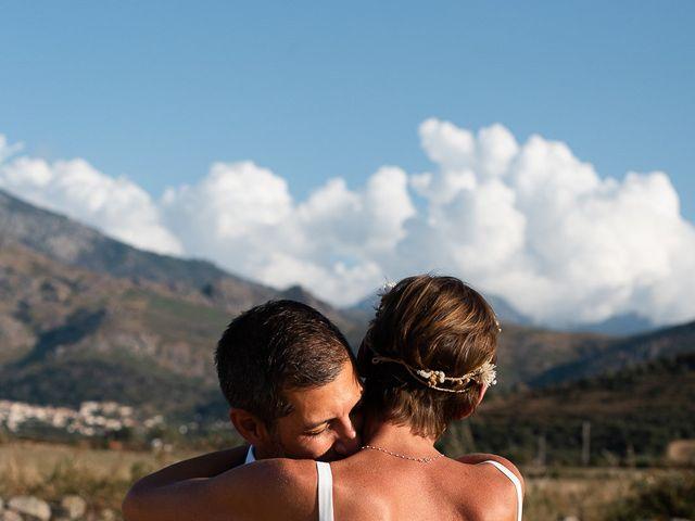 Le mariage de Arnaud et Emilie à Calenzana, Corse 78