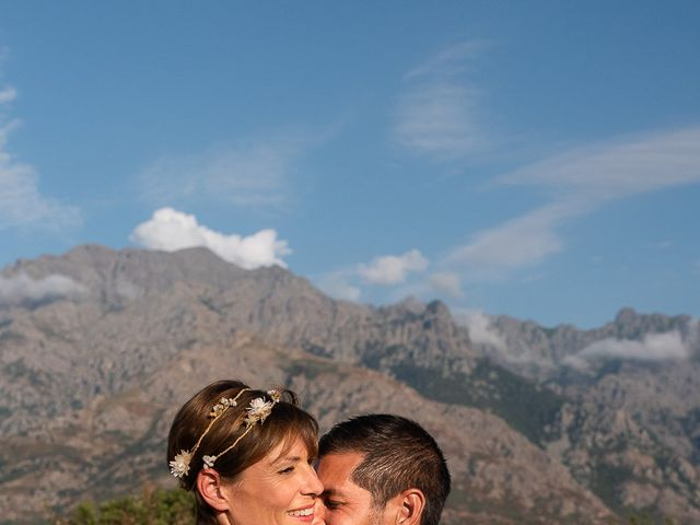 Le mariage de Arnaud et Emilie à Calenzana, Corse 79