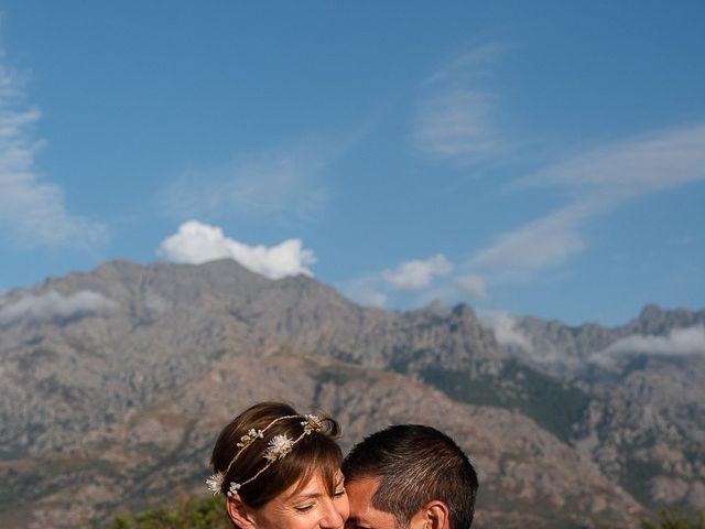 Le mariage de Arnaud et Emilie à Calenzana, Corse 80