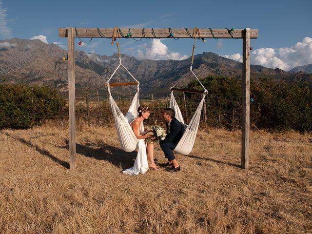 Le mariage de Arnaud et Emilie à Calenzana, Corse 81
