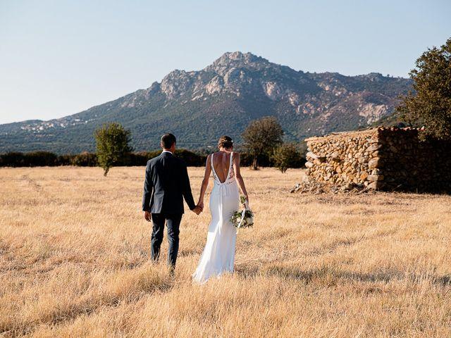 Le mariage de Arnaud et Emilie à Calenzana, Corse 84
