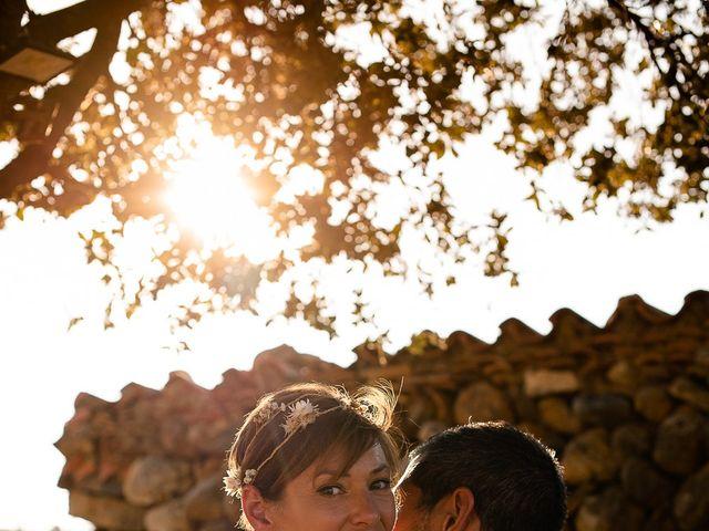 Le mariage de Arnaud et Emilie à Calenzana, Corse 86