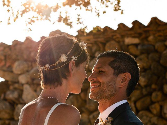 Le mariage de Arnaud et Emilie à Calenzana, Corse 1