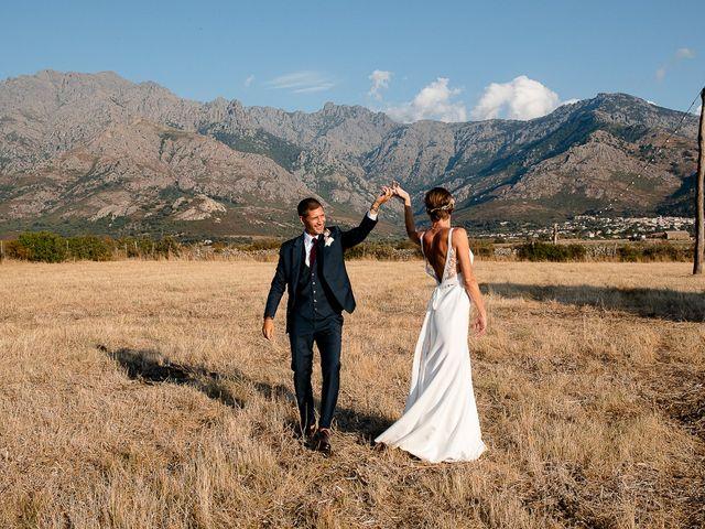 Le mariage de Arnaud et Emilie à Calenzana, Corse 91
