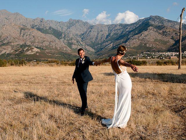 Le mariage de Arnaud et Emilie à Calenzana, Corse 92