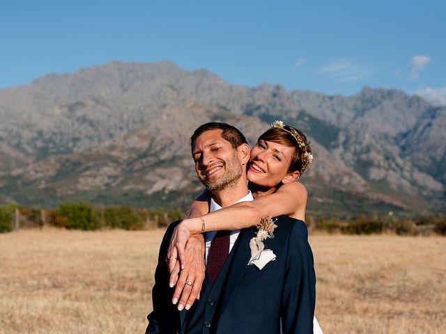 Le mariage de Arnaud et Emilie à Calenzana, Corse 93