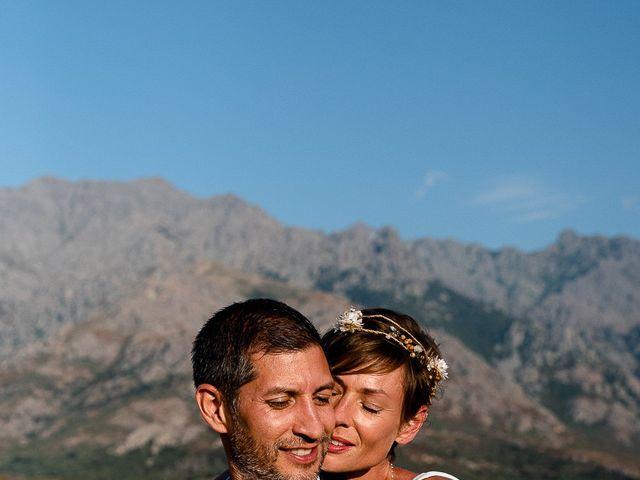 Le mariage de Arnaud et Emilie à Calenzana, Corse 94