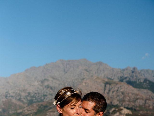 Le mariage de Arnaud et Emilie à Calenzana, Corse 95