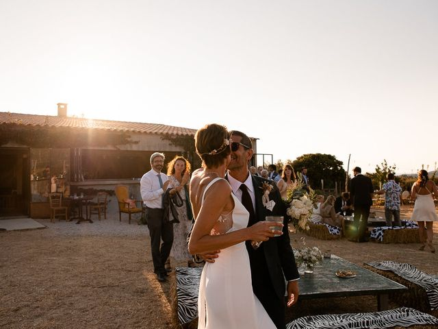 Le mariage de Arnaud et Emilie à Calenzana, Corse 101