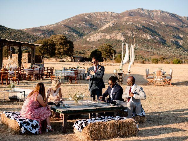 Le mariage de Arnaud et Emilie à Calenzana, Corse 103