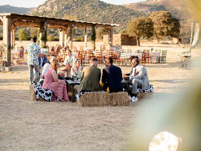 Le mariage de Arnaud et Emilie à Calenzana, Corse 105