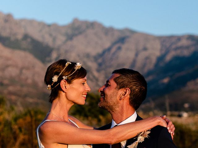 Le mariage de Arnaud et Emilie à Calenzana, Corse 109
