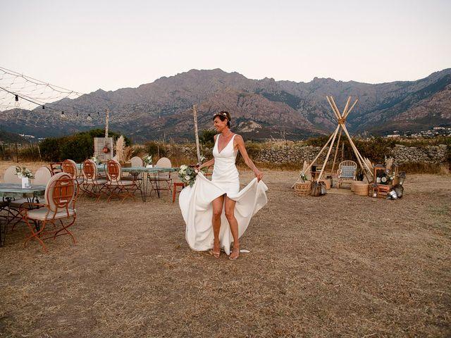 Le mariage de Arnaud et Emilie à Calenzana, Corse 115