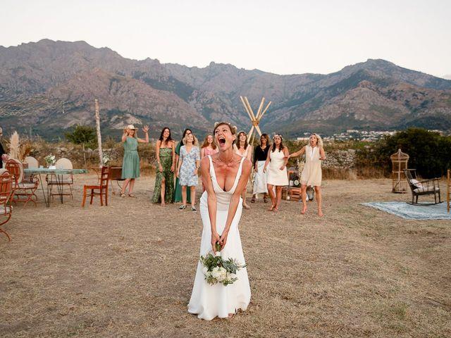 Le mariage de Arnaud et Emilie à Calenzana, Corse 116