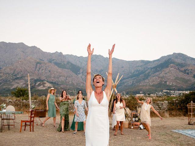 Le mariage de Arnaud et Emilie à Calenzana, Corse 117