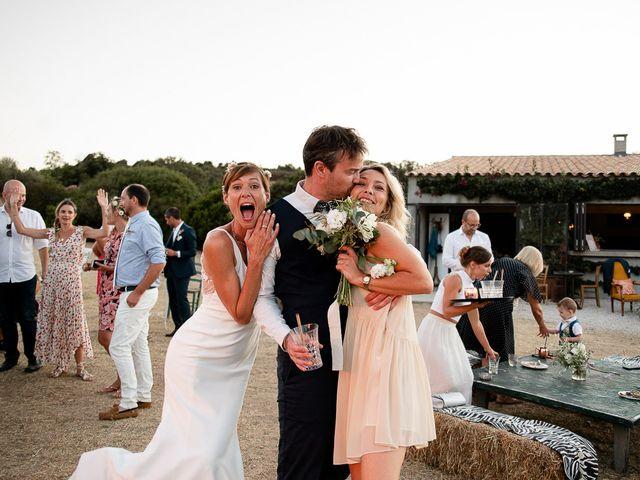 Le mariage de Arnaud et Emilie à Calenzana, Corse 119