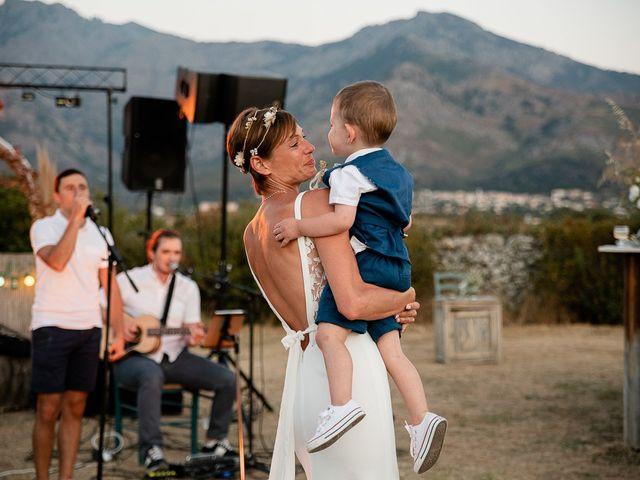 Le mariage de Arnaud et Emilie à Calenzana, Corse 120