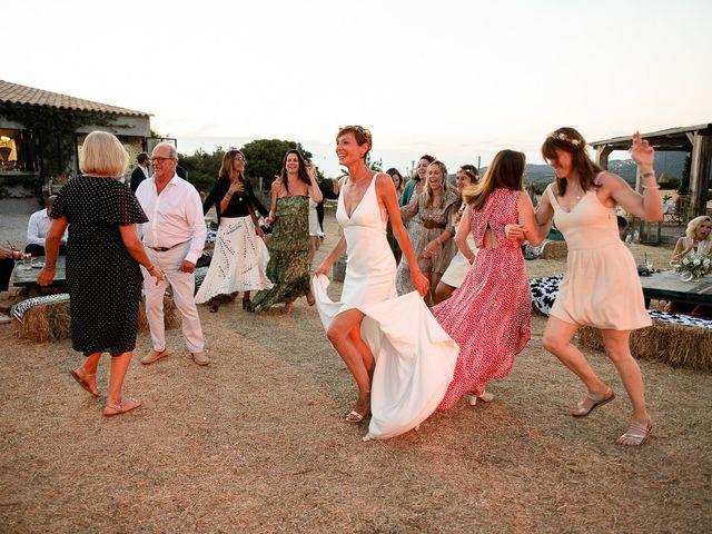 Le mariage de Arnaud et Emilie à Calenzana, Corse 121