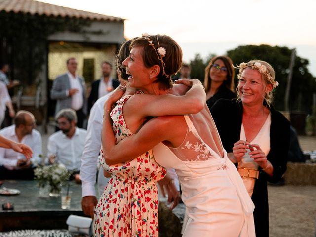 Le mariage de Arnaud et Emilie à Calenzana, Corse 122