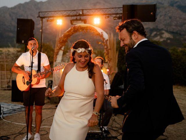 Le mariage de Arnaud et Emilie à Calenzana, Corse 124