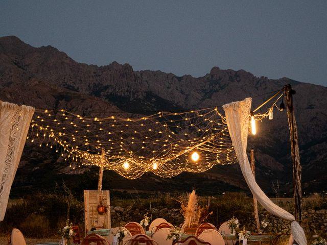 Le mariage de Arnaud et Emilie à Calenzana, Corse 127