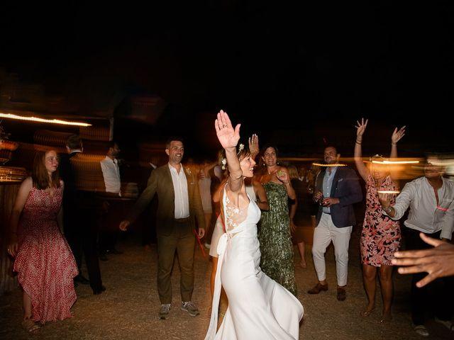 Le mariage de Arnaud et Emilie à Calenzana, Corse 153