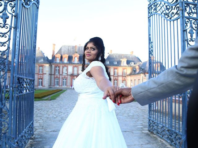 Le mariage de Sujivan et Lacksi à Neuilly-Plaisance, Seine-Saint-Denis 2