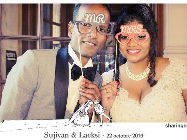Le mariage de Sujivan et Lacksi à Neuilly-Plaisance, Seine-Saint-Denis 5
