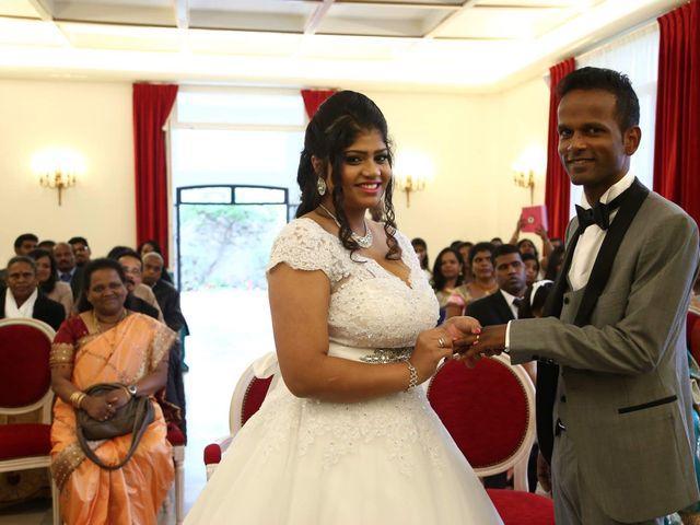 Le mariage de Sujivan et Lacksi à Neuilly-Plaisance, Seine-Saint-Denis 7