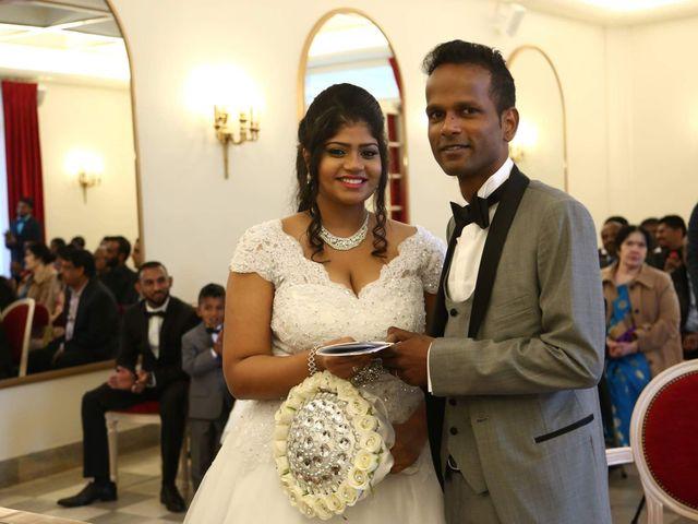 Le mariage de Sujivan et Lacksi à Neuilly-Plaisance, Seine-Saint-Denis 12