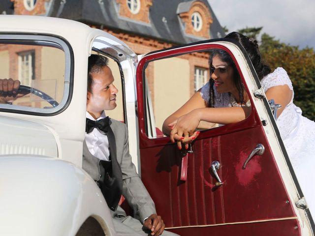 Le mariage de Sujivan et Lacksi à Neuilly-Plaisance, Seine-Saint-Denis 13