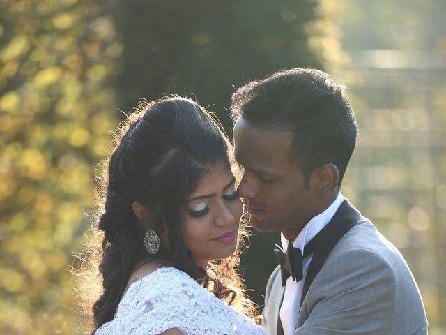 Le mariage de Lacksi et Sujivan